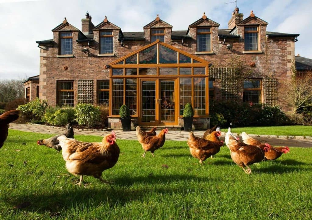 Blackwell House is the best spa hotel in every county of Ireland for Armagh.