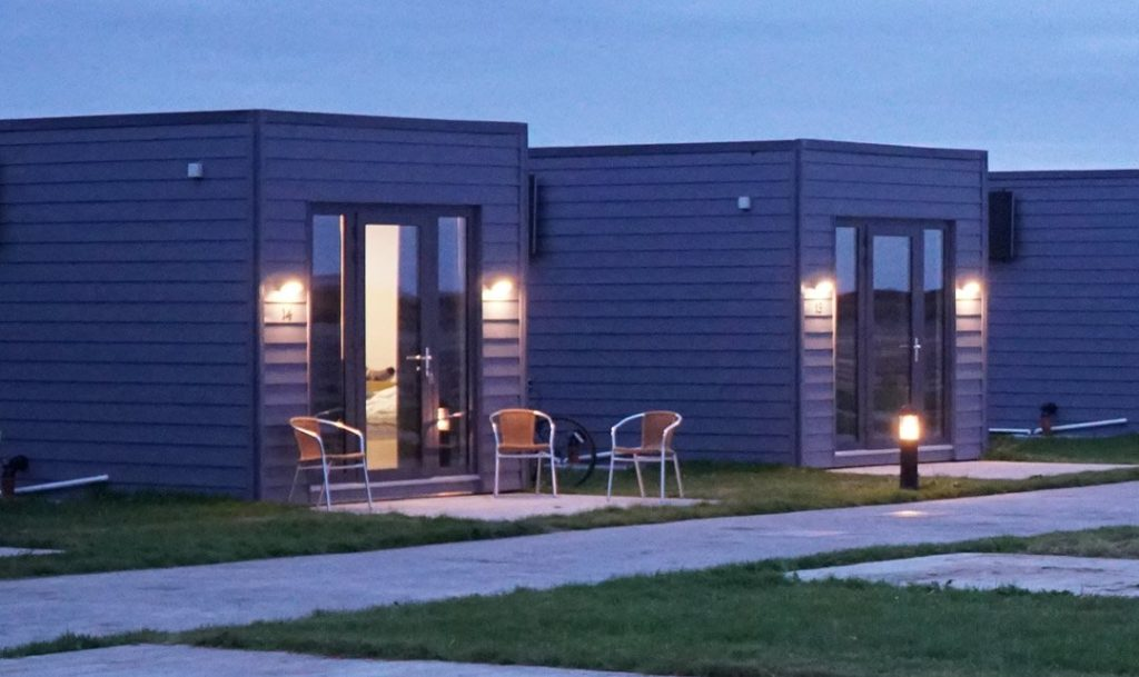 Aran Islands Camping & Glamping is another of the top best places for glamping in Clare and the Aran Islands.