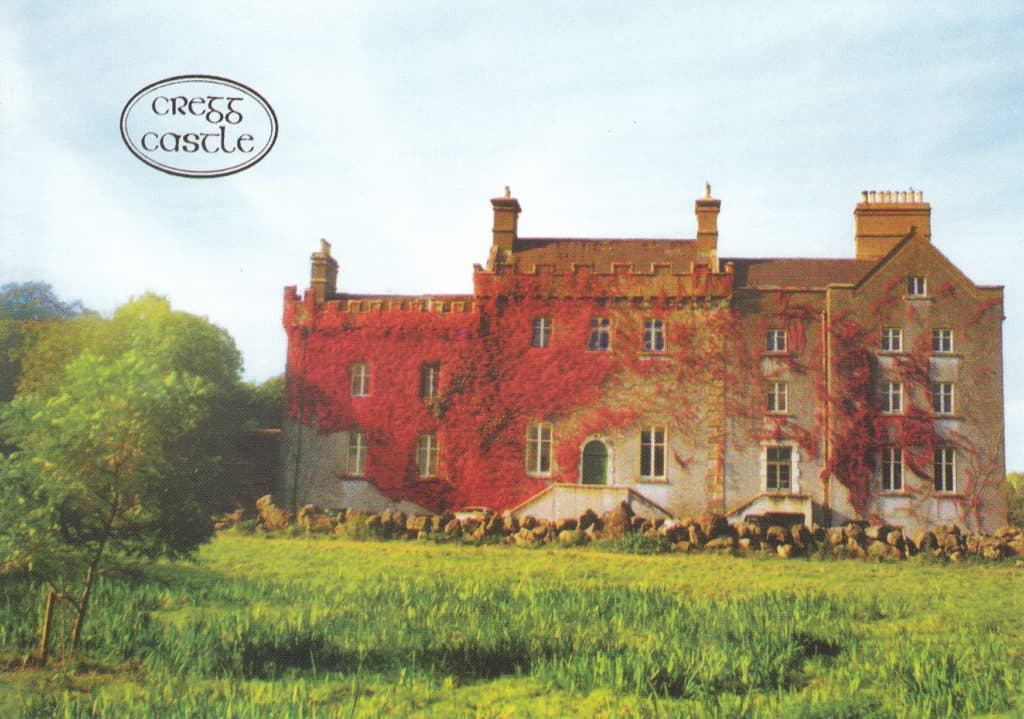 Looking to make a purchase, Gregg Castle is another of the top castles for sale in Ireland.