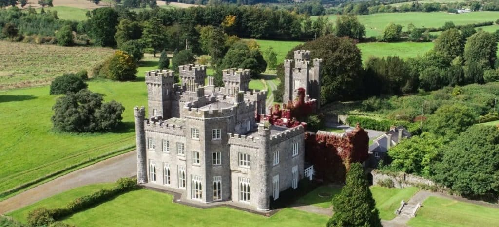Knockdrin Castle is one of the best castles for sale in Ireland.