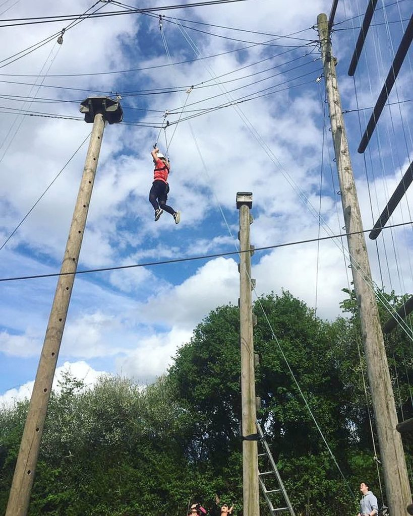 Lurgaboy Adventure is one of the best things to do in Armagh in 2020 for thrillseekers.