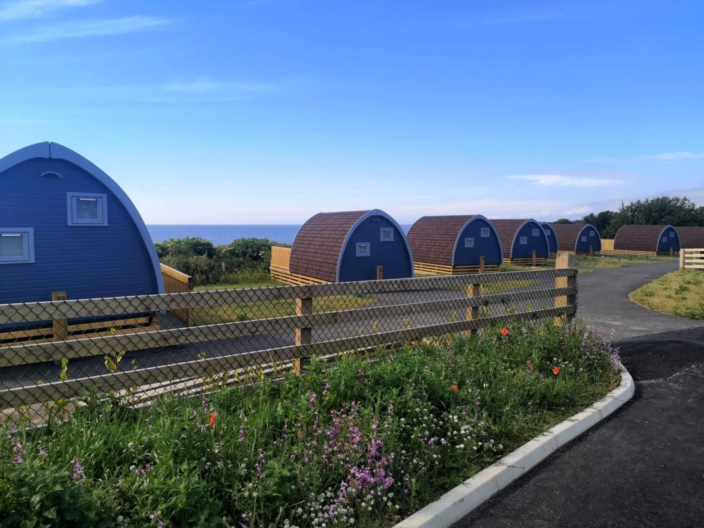 Morriscastle Strand Caravan Park is one of the best caravan and camping parks in Wexford.