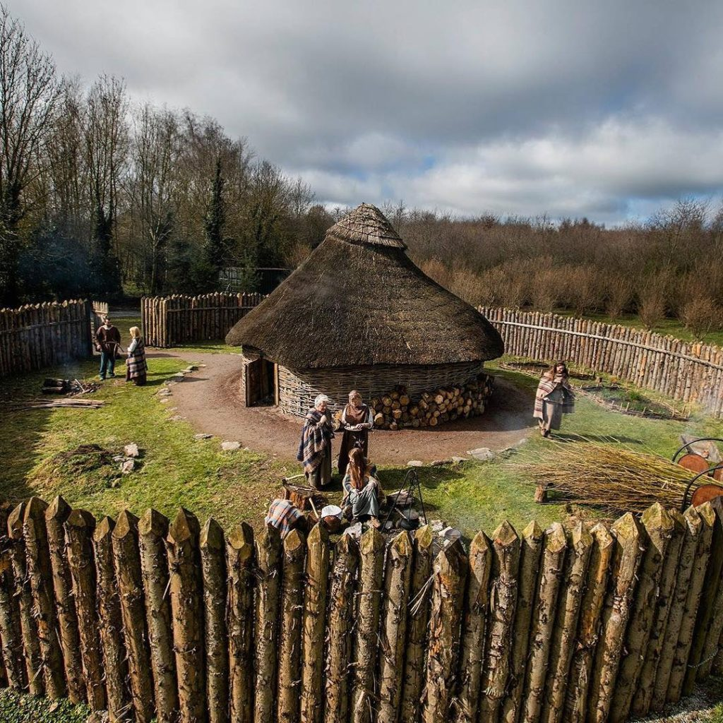 Navan Centre and Fort is one of the most epic ancient sites in Ireland.