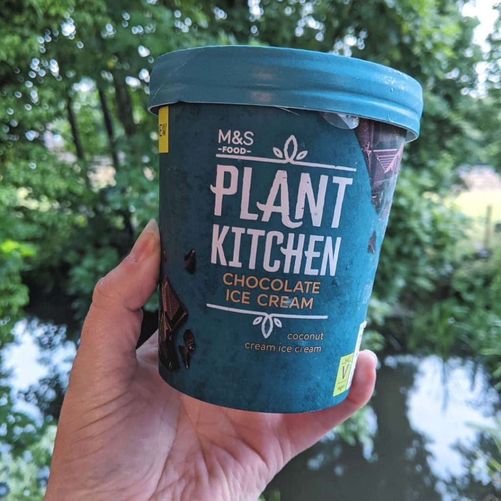 Plant Kitchen in M&S is another great vegan food brand.