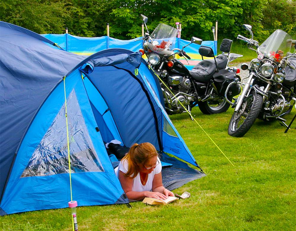 The Trading Post is one of the top best caravan and camping parks in Wexford.