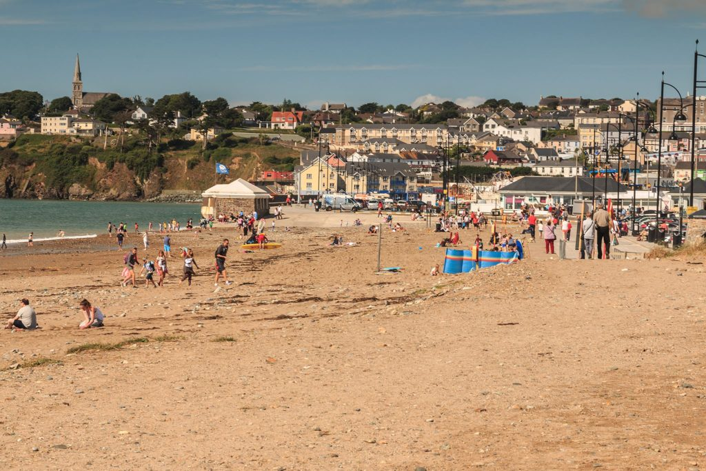 Tramore is one of the nation's favourite places to relax.