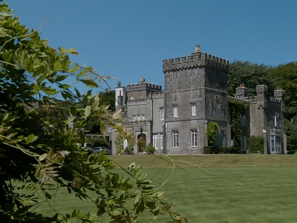 Tullamaine Castle is another of the top castles for sale in Ireland.