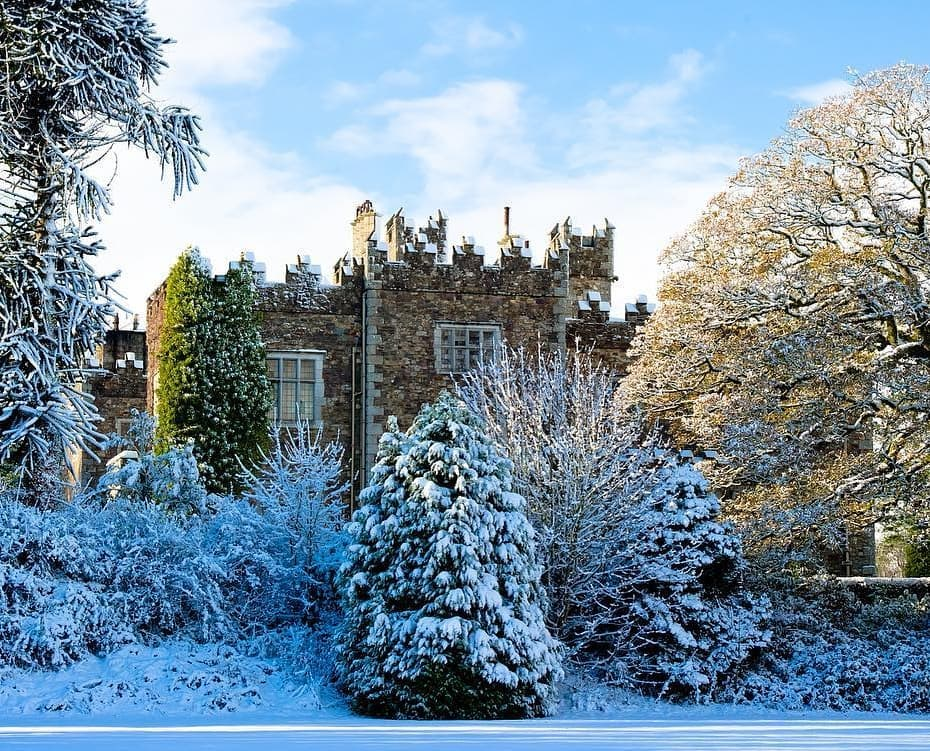 Waterford Castle, Co. Waterford - a romantic castle hotel on a private island