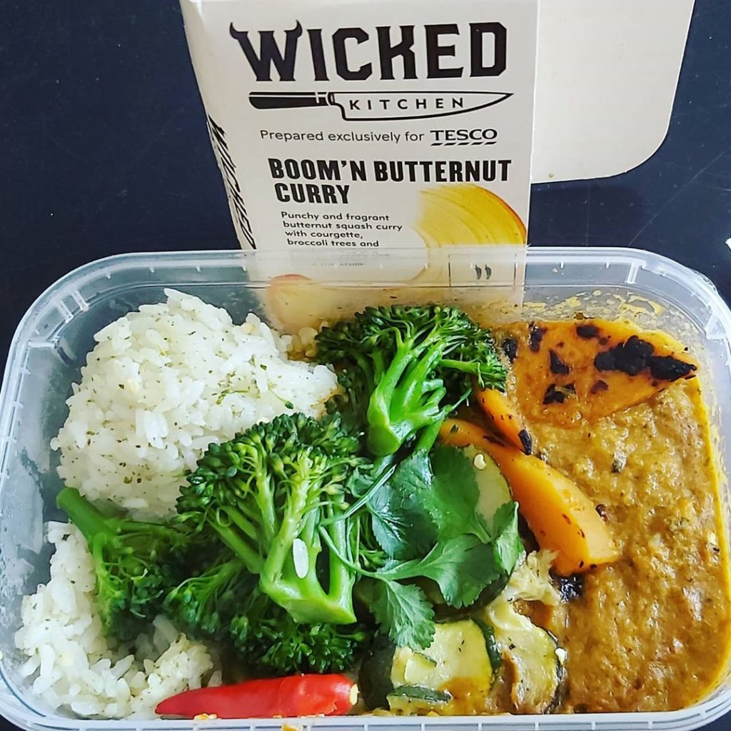 Another of the top vegetarian food brands in Ireland is Tesco's own brand.