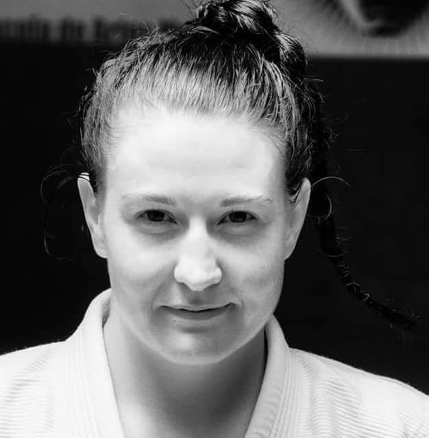 MMA fighter Aisling Daly.