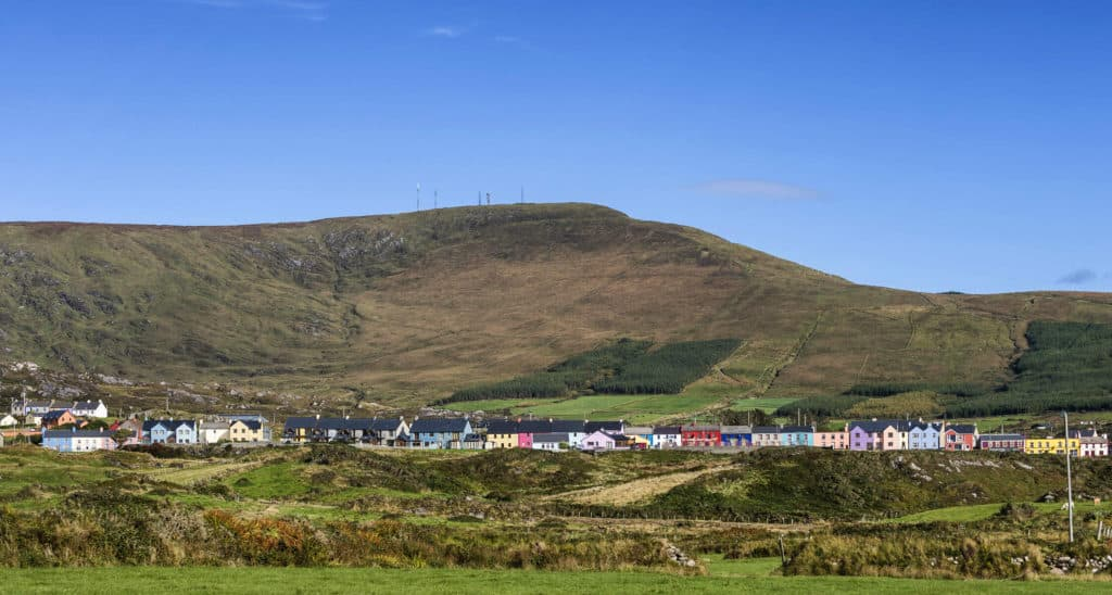 Allihies is one of Ireland's most stunning fairytale towns.