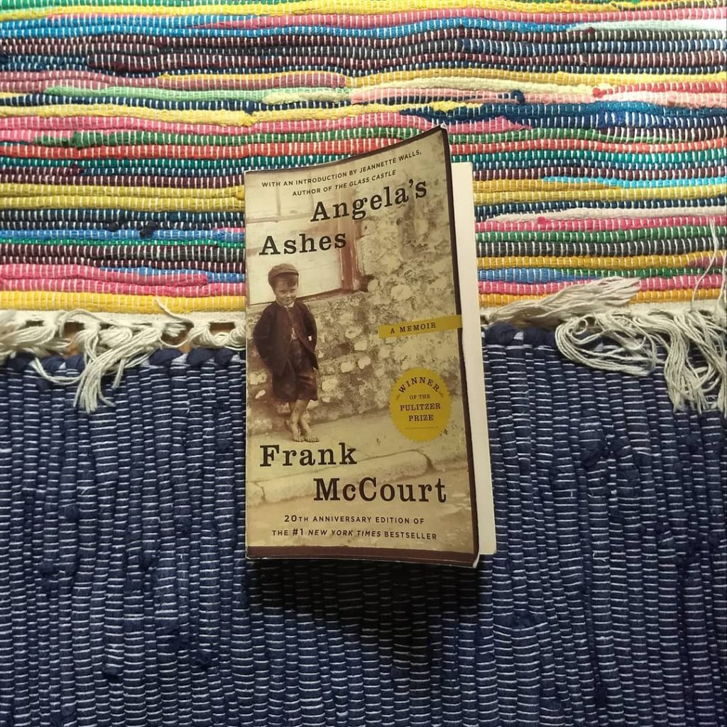 Frank McCourt's Angela's Ashes is another of the top best Irish novels ever written.