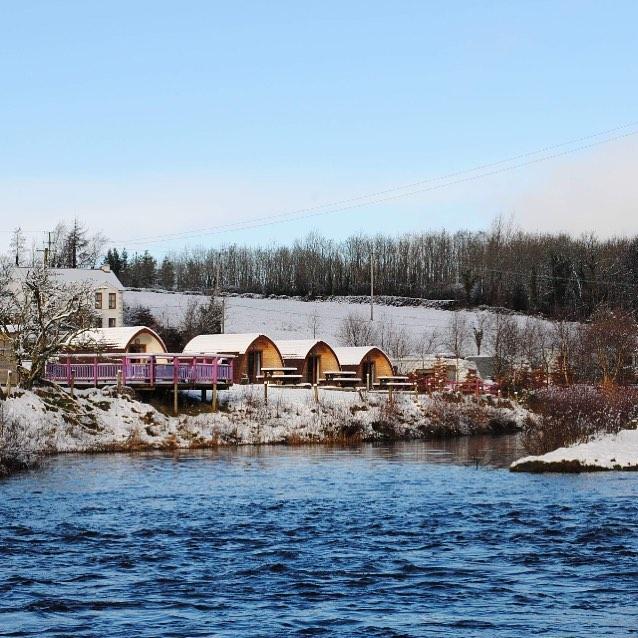 Battlebridge Caravan is perfect for an outdoor adventure.