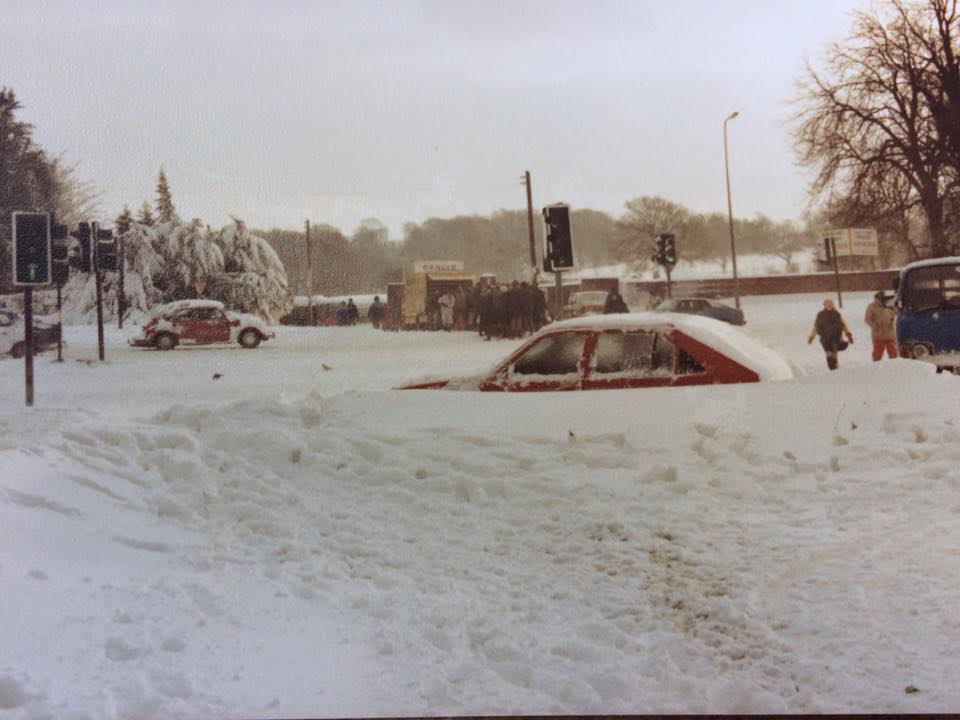 The Big Snow of 1982 is one of those memories all Irish 80s kids will have.