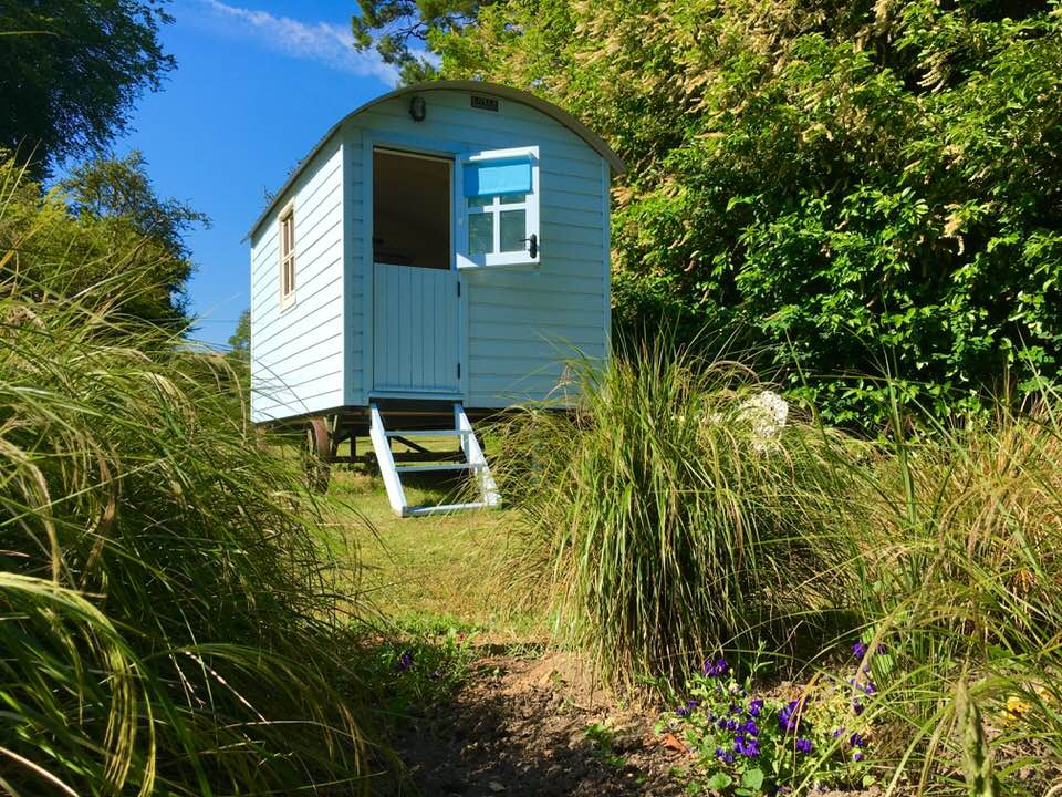 Blackstairs Eco Trails has shepherd's huts that are perfect for nature enthusiasts.