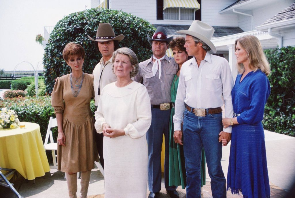 Starting our list of memories all Irish 80s kids will have is the iconic U.S. sitcom Dallas.
