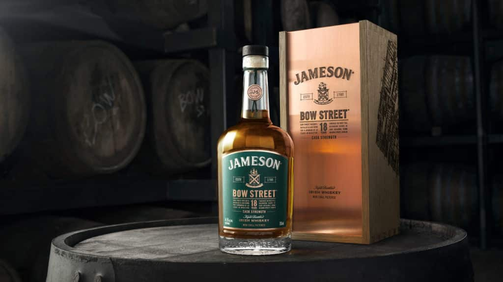 Jameson Bow Street 18 is another of the top most expensive Irish whiskies.