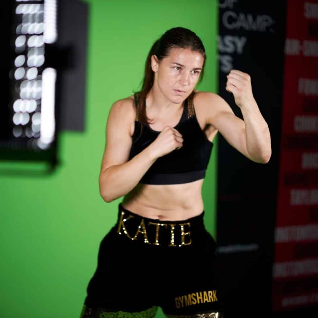 Topping our list of the most famous Irish women of all time is boxer Katie Taylor.