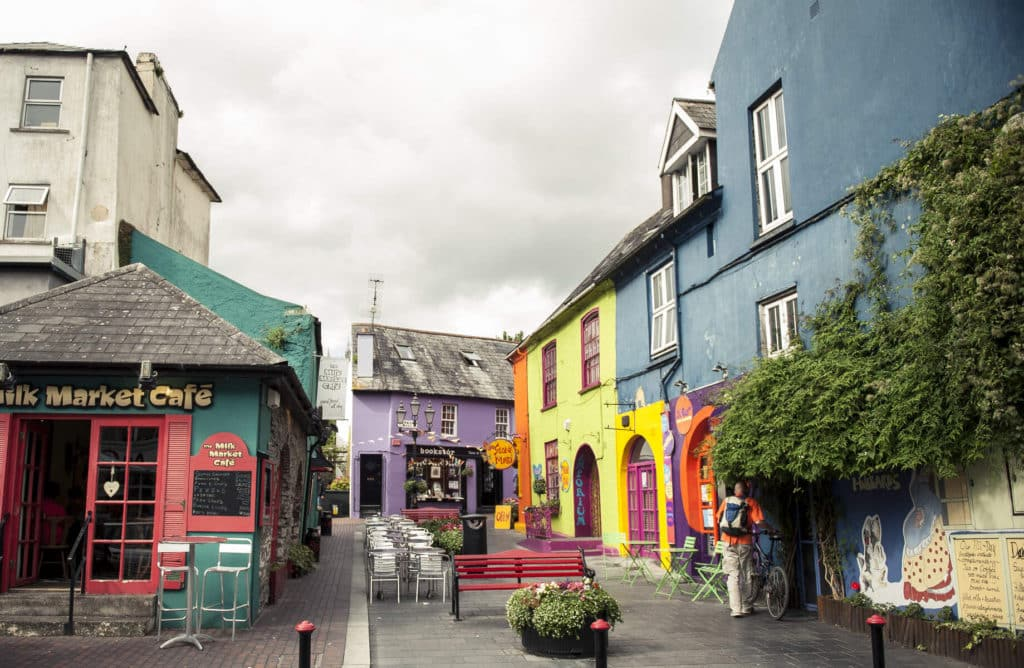 One of the most stunning fairytale towns in Ireland is Kinsale.