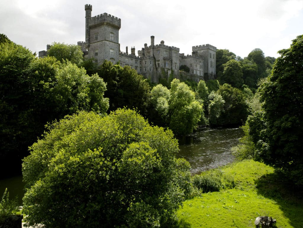 Next up on our list stunning fairytale towns is Lismore.