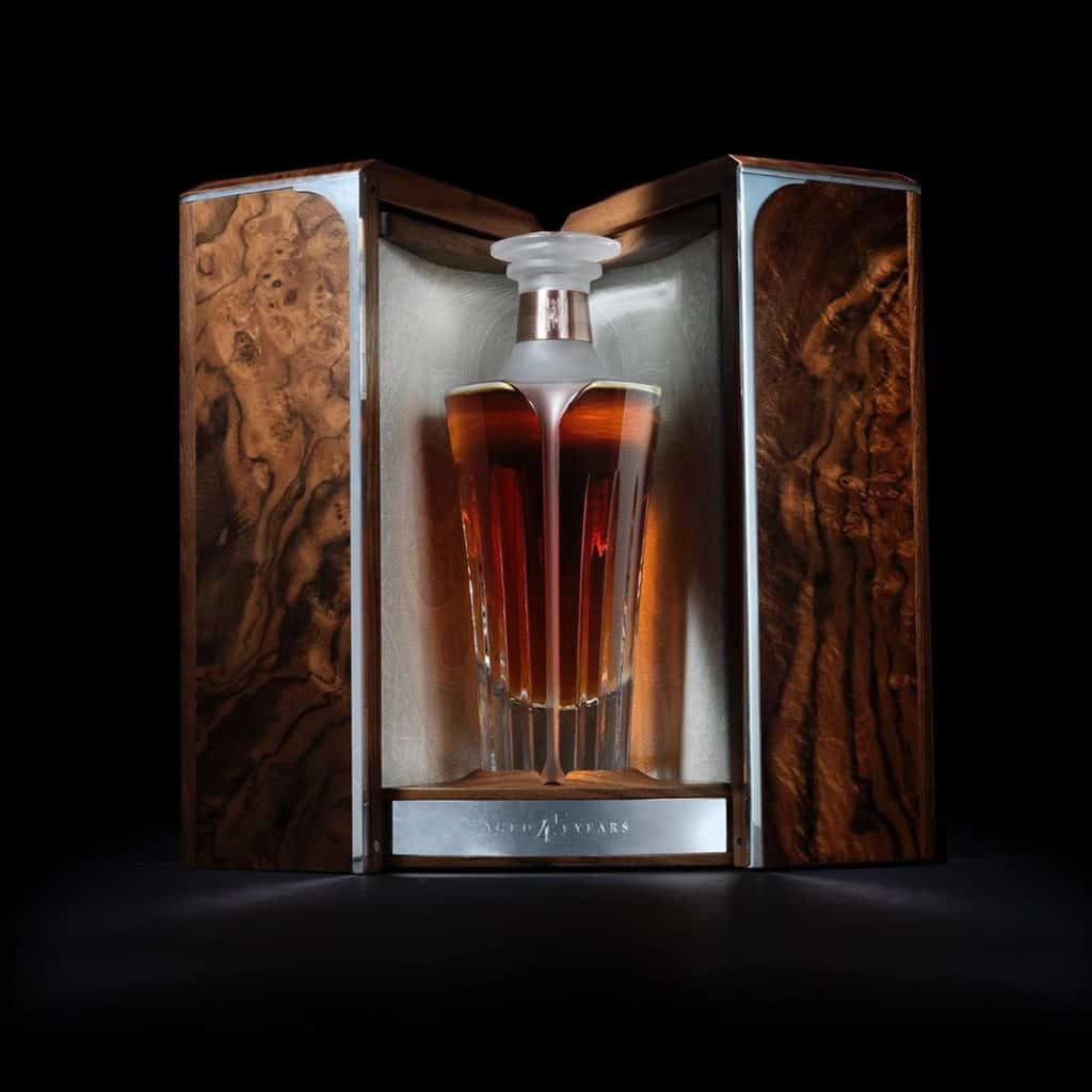 Midleton Very Rare Silent Distillery Chapter One is one of the most expensive Irish whiskies.