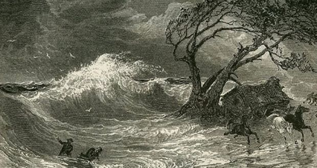 The Night of the Big Wind was one of the worst hurricanes to ever hit Ireland.