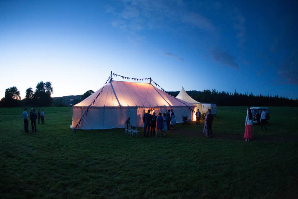 Rock Farm is one of the top incredible and unique glamping sites in Ireland.