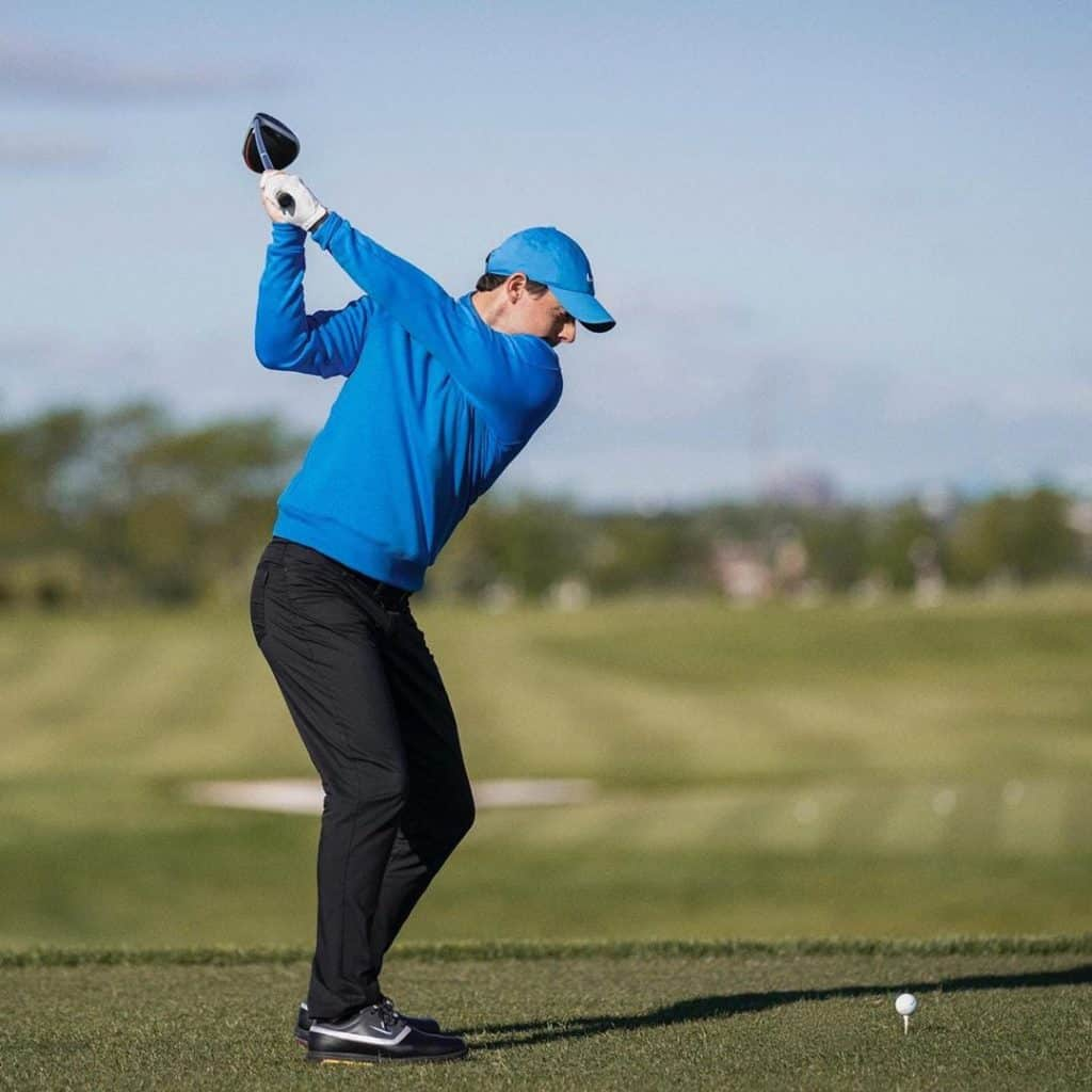 Rory launched a golf subscription service, another of the facts about Rory McIlroy.