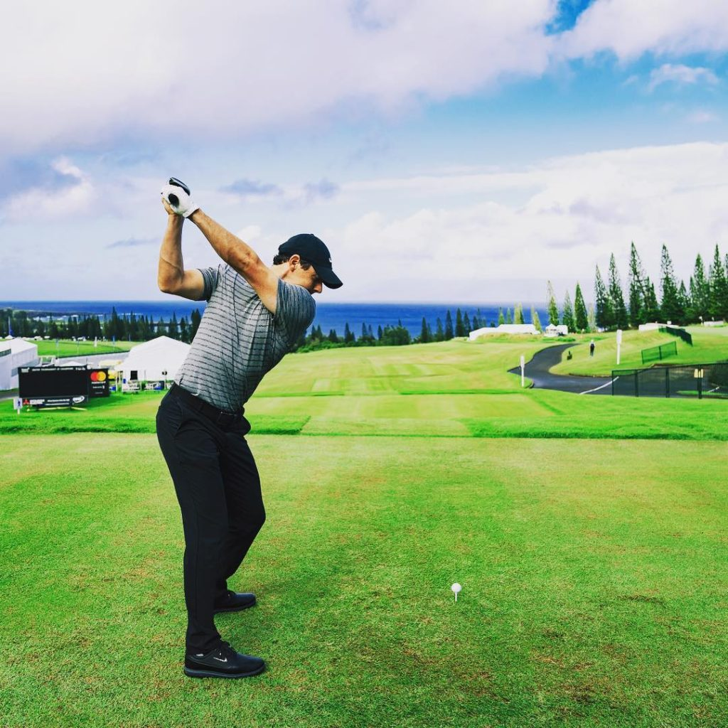 Rory won four PGA Tour events, another of the top facts about Rory McIlroy.