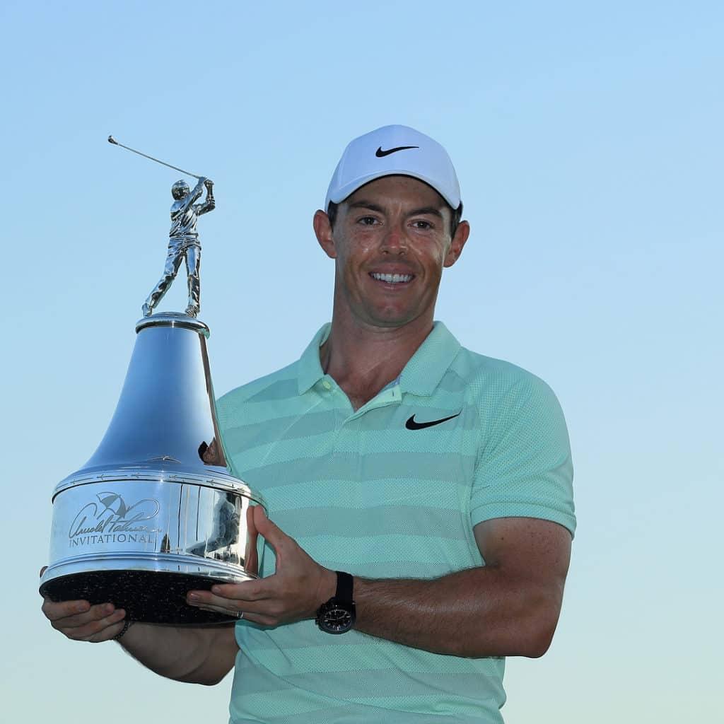 Rory has beaten worldwide champions.
