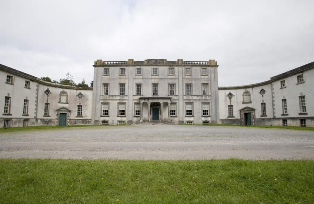 Strokestown Park House is a great place to learn about the Great Famine.
