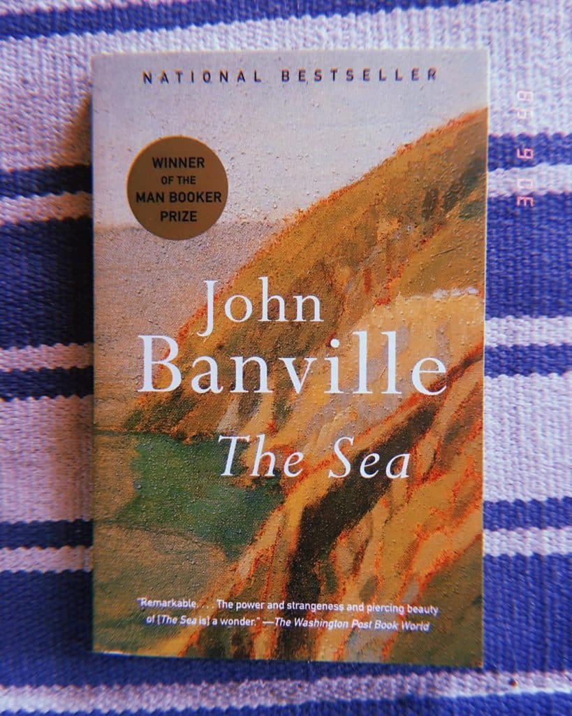 John Banville's The Sea is another of the top best Irish novels written.