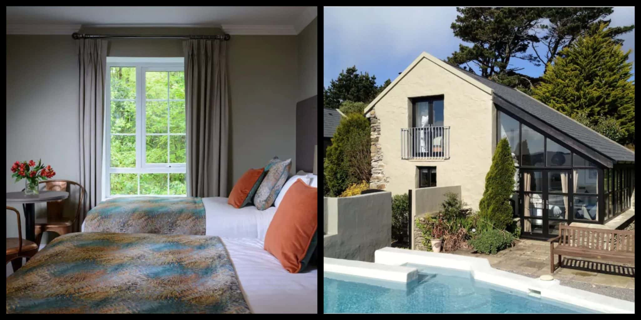 Top 10 Incredible Airbnbs In Ireland With Swimming Pools