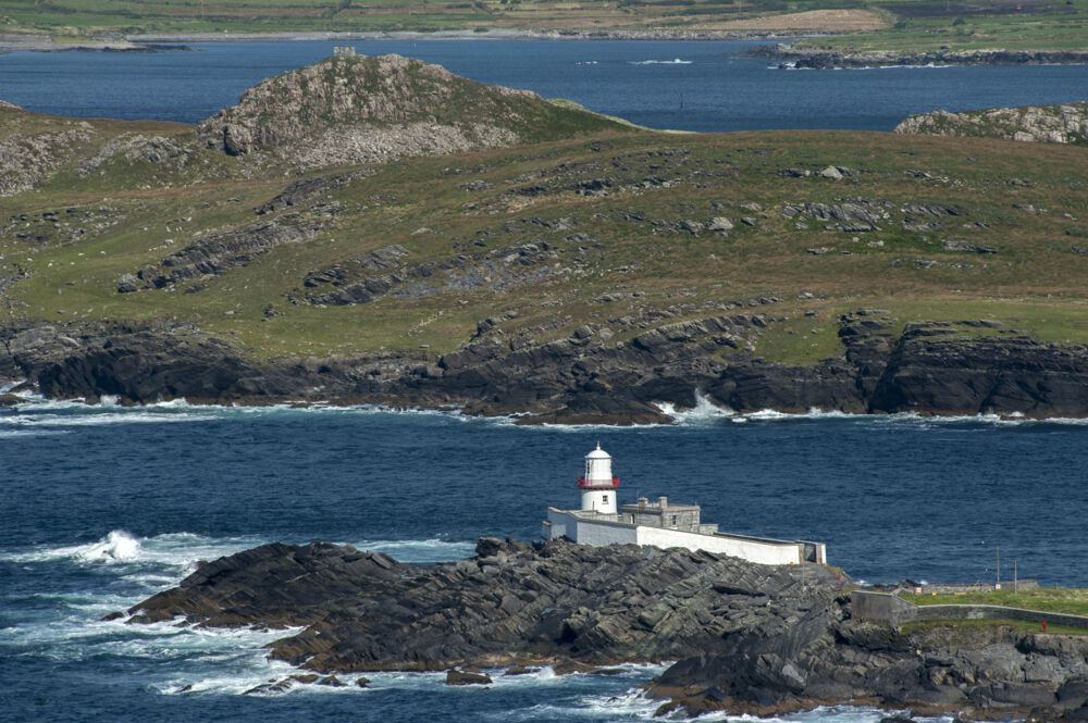 Valentia Island is great to visit all year round.