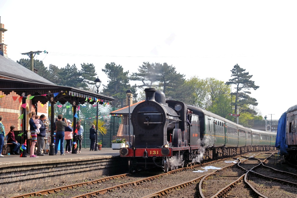 The Whitehead Railway Museum is another of the top sights in the county.