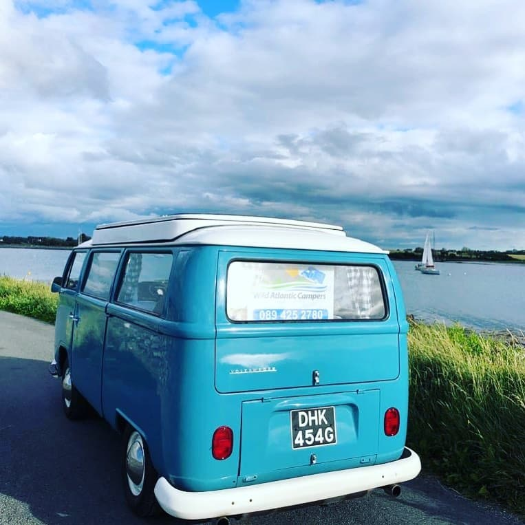 Wild Atlantic Campers is perfect for modern campervan hire in Ireland.