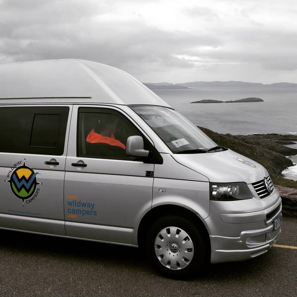 For hassle free campervan hire in Ireland check out Wild Way Campers.