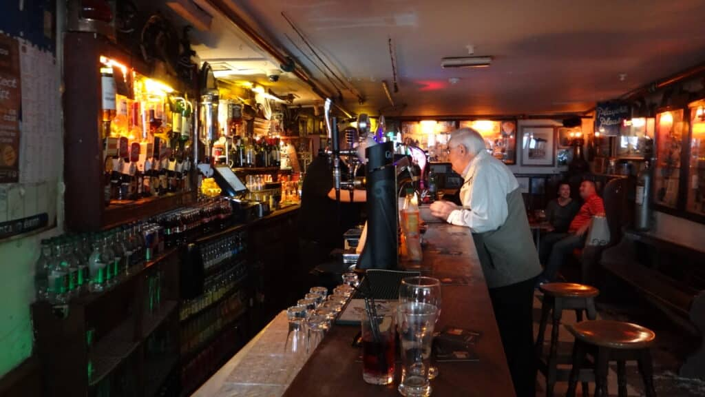 Best times to visit the oldest bar in the world: Sean's Bar, Athlone, Ireland.
