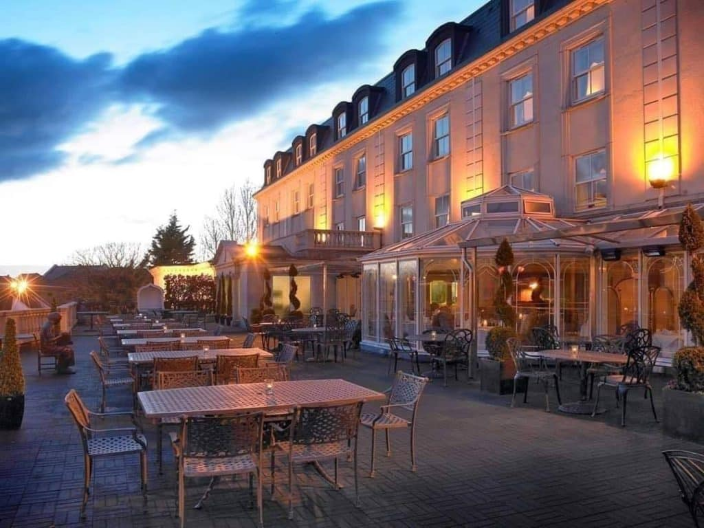Bridge House Hotel is the best spa hotel in every county of Ireland for Offaly.
