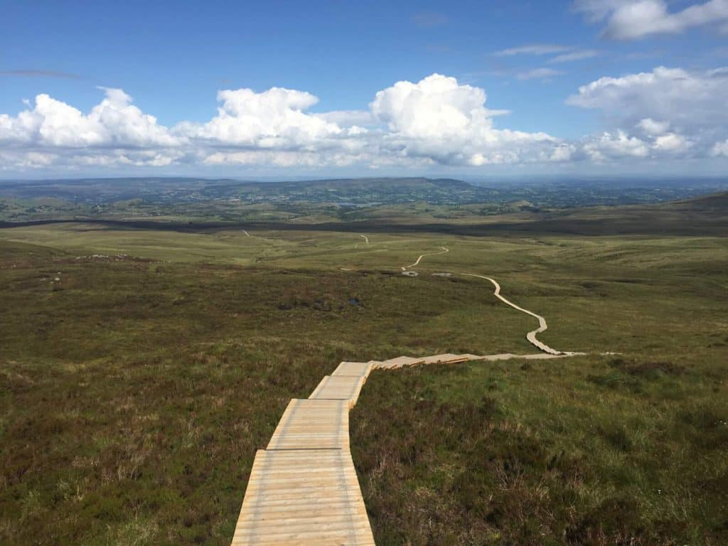 Everything you need to know about visiting the Stairway to Heaven Ireland.