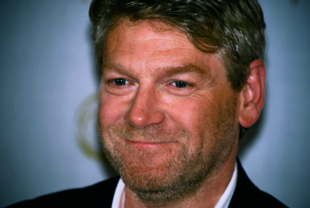 Kenneth Branagh is a famous Shakespearean actor and is another on our list of celebrities you probably didn't know are Irish.