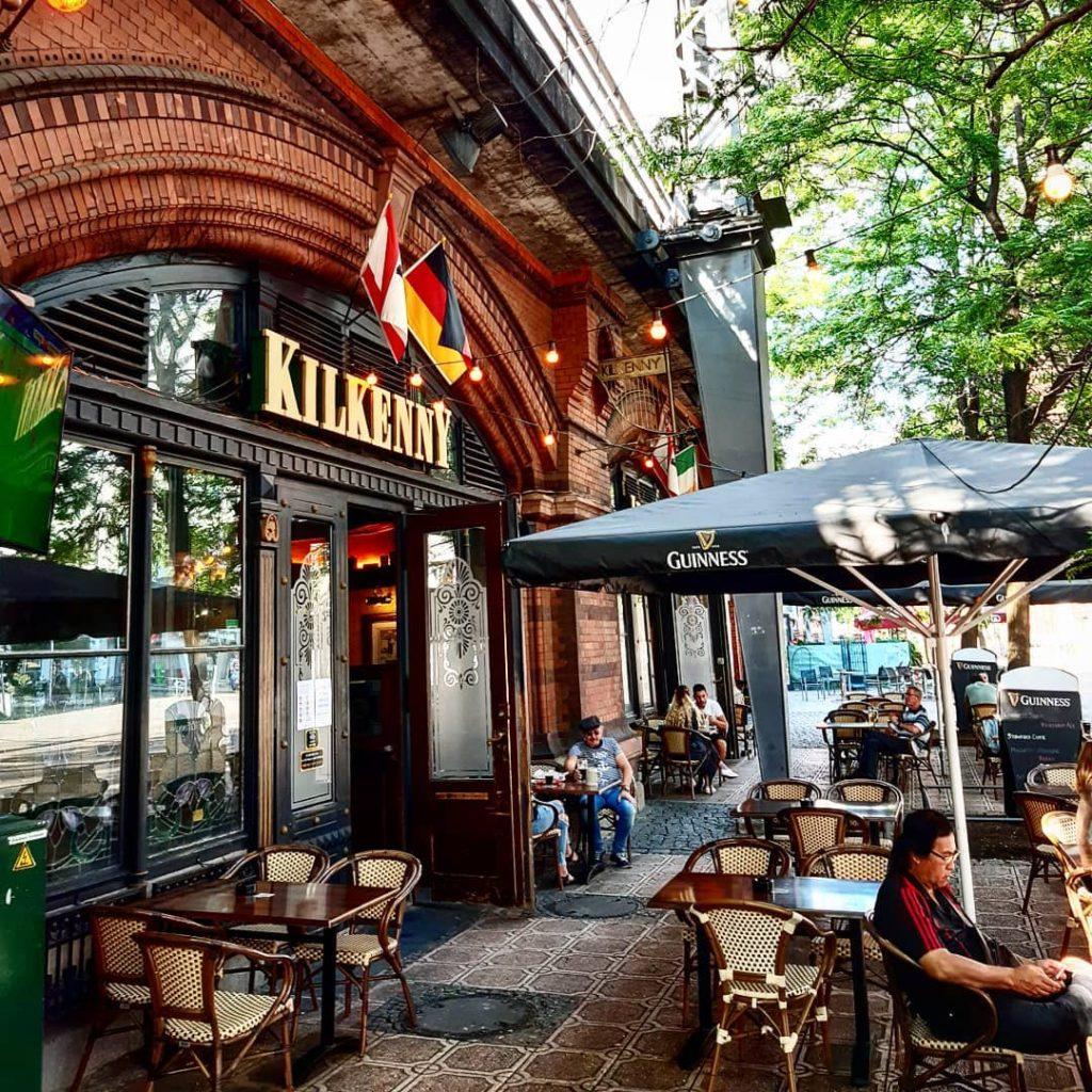Kilkenny Irish Pub is a must-visit.
