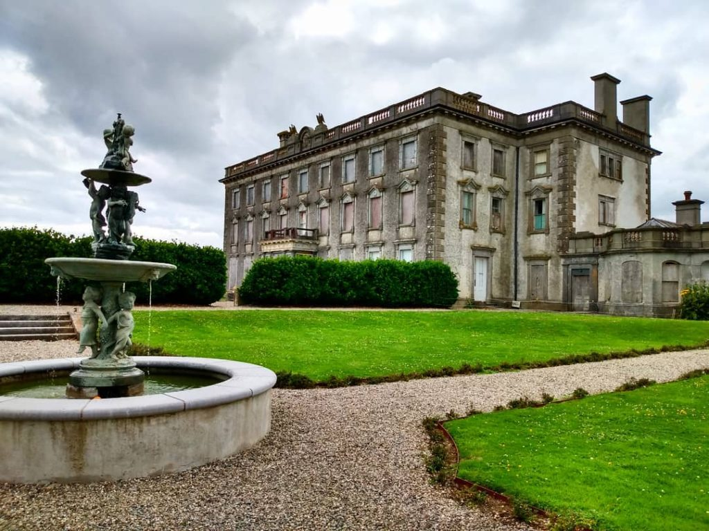 Loftus Hall is one of the most haunted buildings in Ireland.