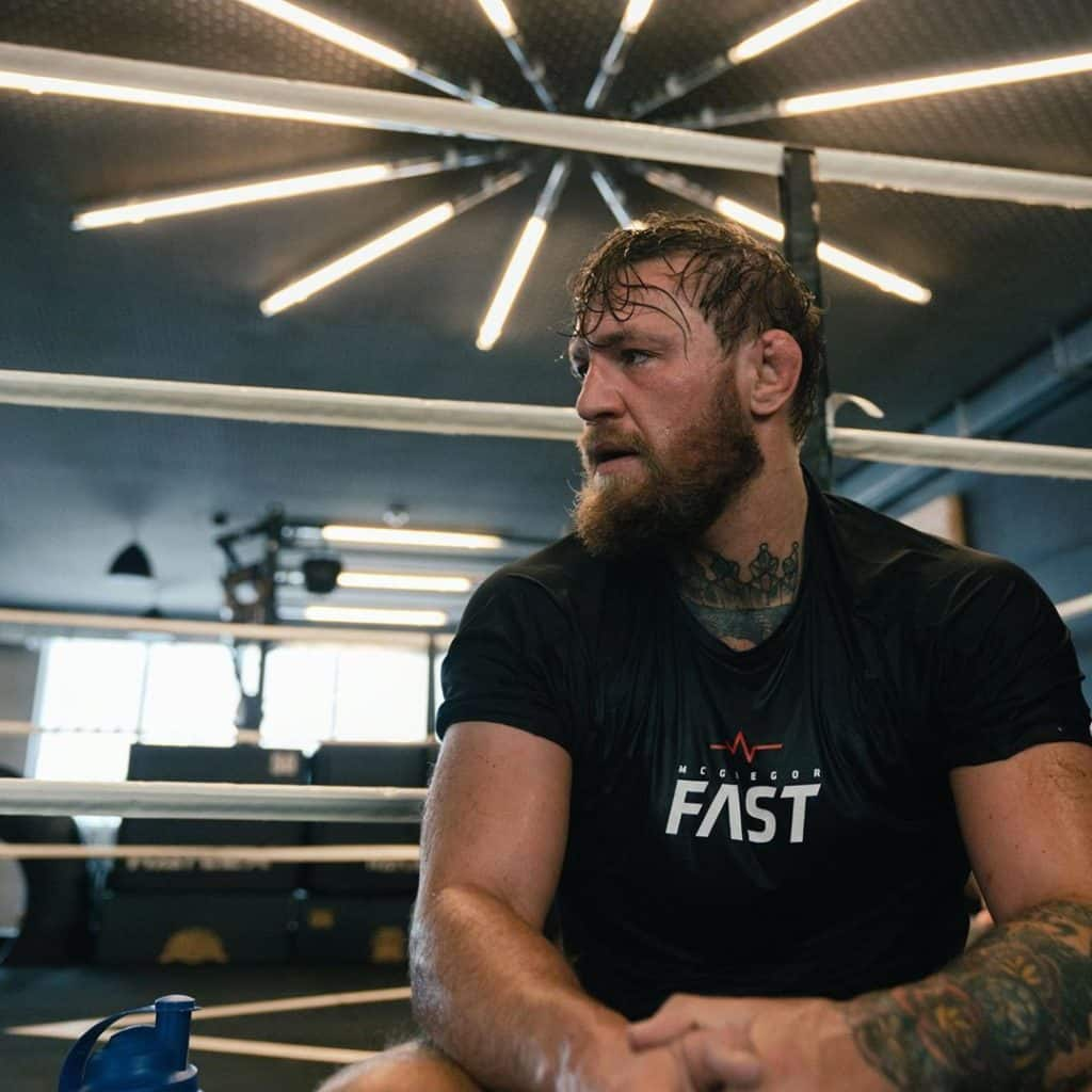 Conor McGregor is one of the most famous Irish men of all time.