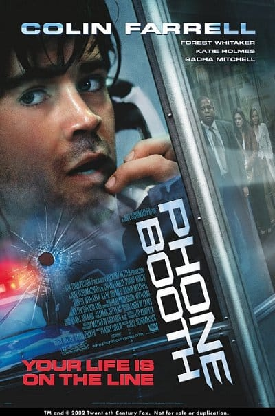 Phone Booth is a tense thriller well worth watching.