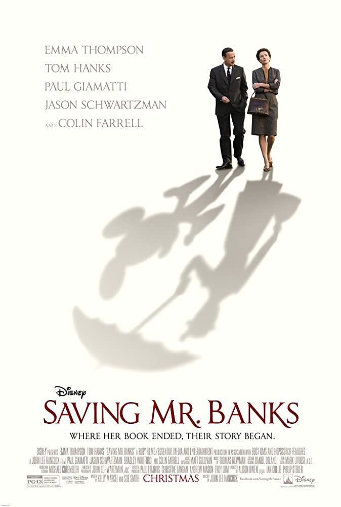 Saving Mr. Banks is another of the top Colin Farrell movies.