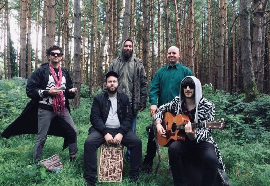 Next on our list of up-and-coming Irish musicians is Shakalak.