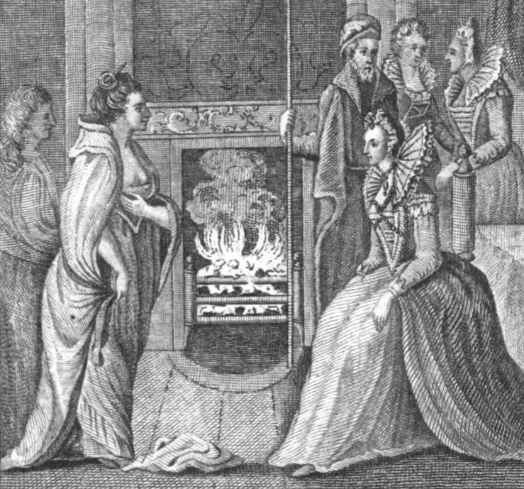 Grace O'Malley was powerful, even speaking to Queen Elizabeth I at one time.