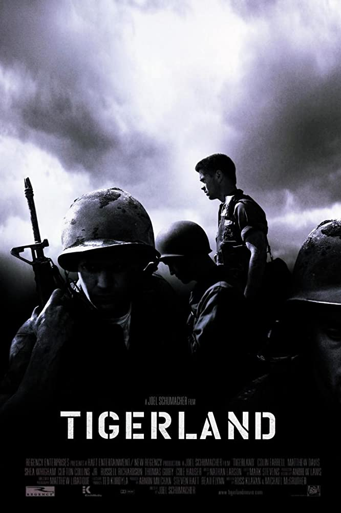 Another of the top Colin Farrell movies has got to be Tigerland.