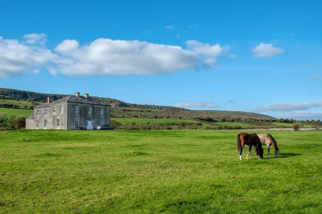 Visiting Father Ted's house is one of the best things to do in Clare.